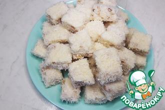 Рецепт: Молочный десерт с арахисом