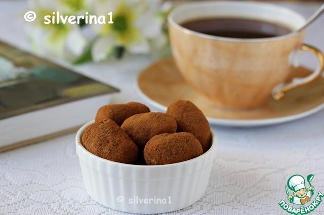 """Конфеты """"Ирландская картошка"""""""