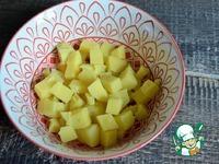 Картофельный салат с сыром ингредиенты