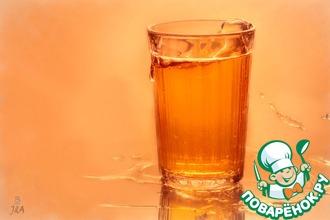 Рецепт: Напиток из детства а-ля Байкал