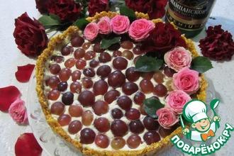 Рецепт: Торт Брызги шампанского