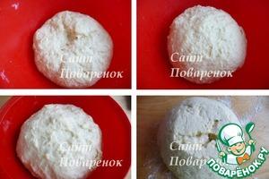 Булочки с орехами на дрожжевом тесте рецепт с фото пошагово