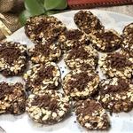 Печенье без муки на сковороде Марокко