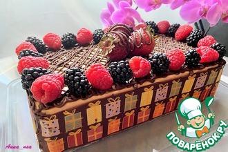 Рецепт: Самый лучший летний торт