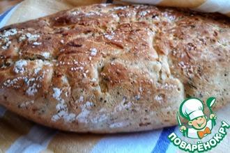 Рецепт: Хлеб из цуккини