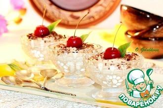 Рецепт: Молочно-ореховый десерт Кешкюль