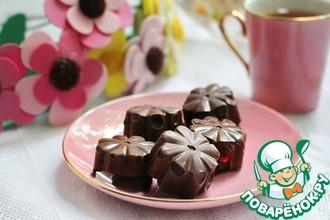 Рецепт: Шоколадные конфеты-шипучки