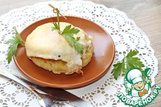 Рецепт: Картофельная котлета Ложный гамбургер