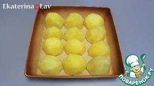 Молодой картофель под сливочным соусом, пошаговый рецепт на 0 ккал, фото, ингредиенты - ...