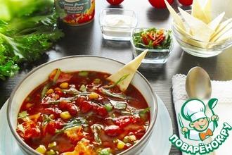 Рецепт: Суп томатный Форте
