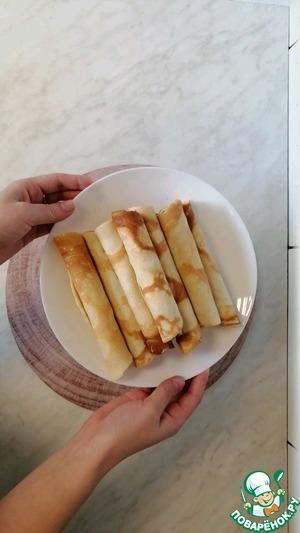 Вафли на сковороде - пошаговый рецепт с фото на Повар.ру