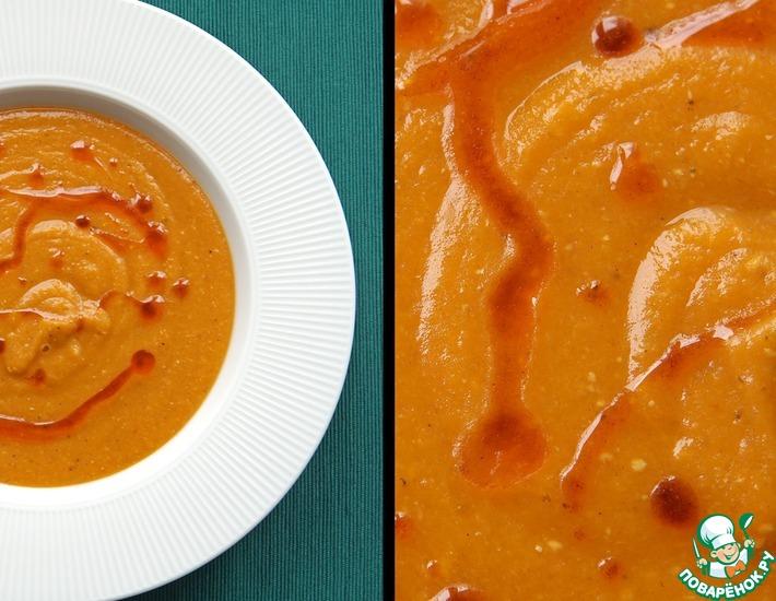 Рецепт: Турецкий суп из чечевицы