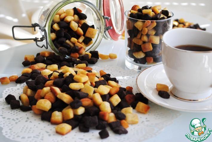 Печенье «Африканские камешки»
