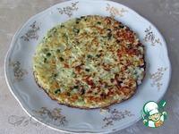 Луковый пирог на сковороде ингредиенты