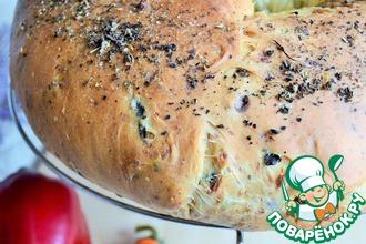 Рецепт: Хлеб итальянских бабушек Чамбелла