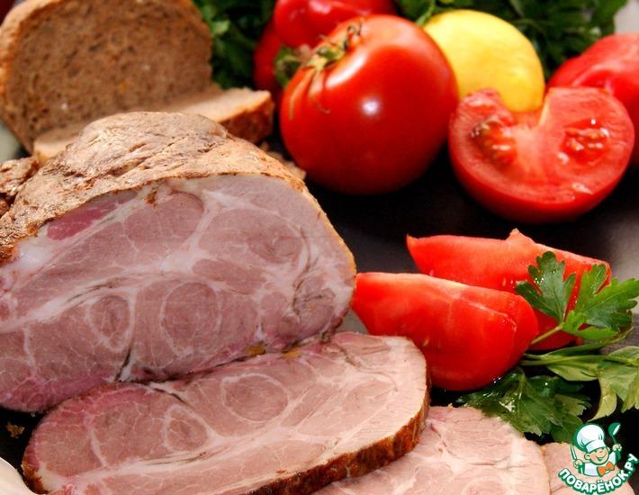 """Мясо маринованное """"мокрым"""" способом"""