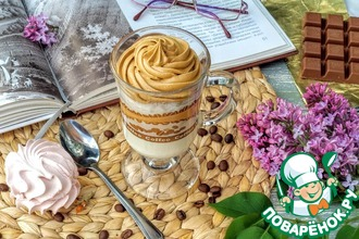 Рецепт: Кофейный коктейль с мороженым Дальгона