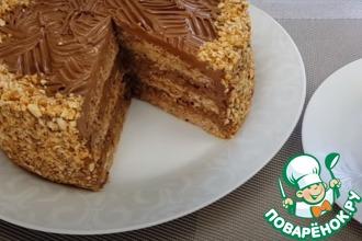 Рецепт: Королевский торт