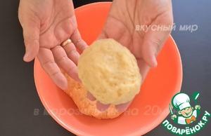 Нежный заливной пирог фото
