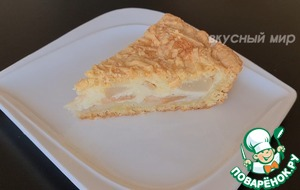 Нежный заливной пирог Масло сливочное