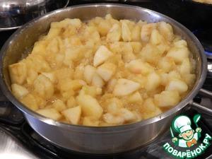 Яблочный кухен Экономично, быстро, вкусно Мука пшеничная