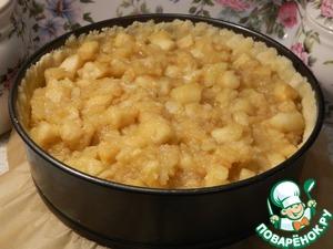 Яблочный кухен Экономично, быстро, вкусно Ванильный сахар