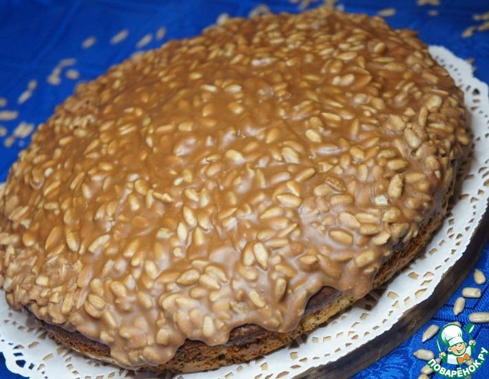 Рецепт: Муравьиный пирог