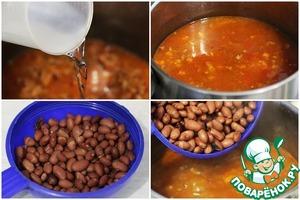 Суп чили Перец болгарский