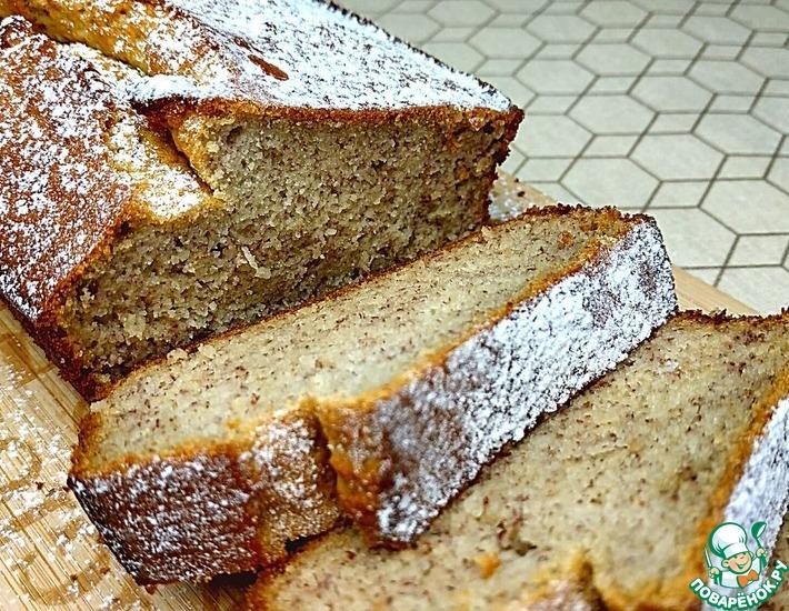 Рецепт: Банановый хлеб на рисовой муке