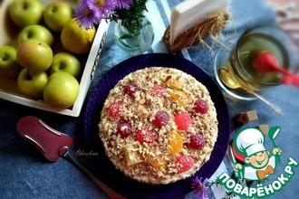 Рецепт: Яблочный торт 1001