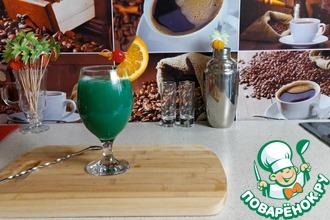 Рецепт: Алкогольный коктейль Хамелеон
