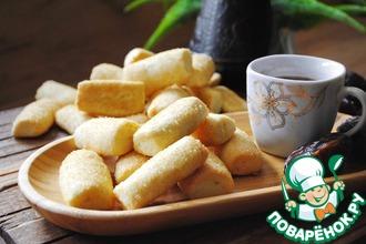 Рецепт: Печенье на растительном масле