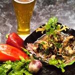 Быстрая закуска из бэйби-осьминогов Ктулхи
