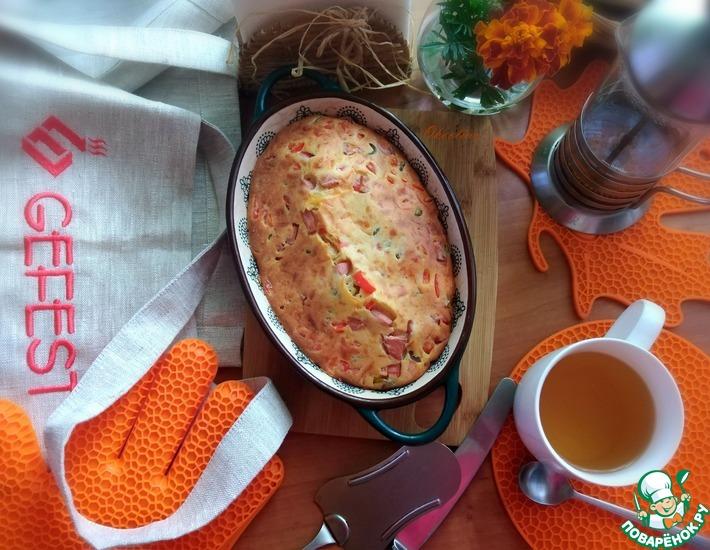 Рецепт: Французский кейк