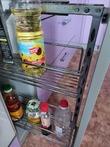 Бутылочница кухонного гарнитура с Sanita
