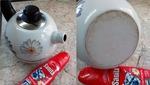 Чистота посуды - залог удачно проведённого праздника