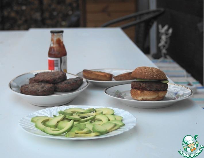 Рецепт: Бургеры по-мексикански