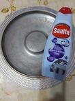 Крышка сковороды с sanita
