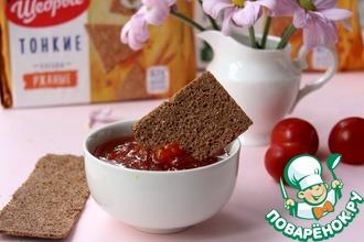 Рецепт: Мармелад из помидоров