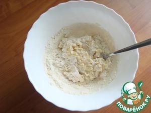 Нежнейшее песочное печенье Масло сливочное