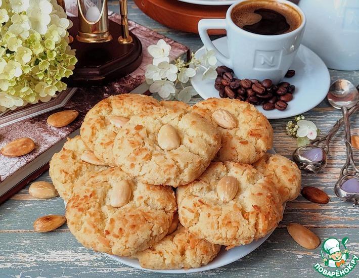 Рецепт: Шведское печенье мечты