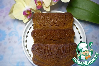 Рецепт: Сотовый торт Кек Саранг Семут