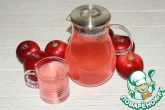 Рецепт: Яблочно-лавровый напиток