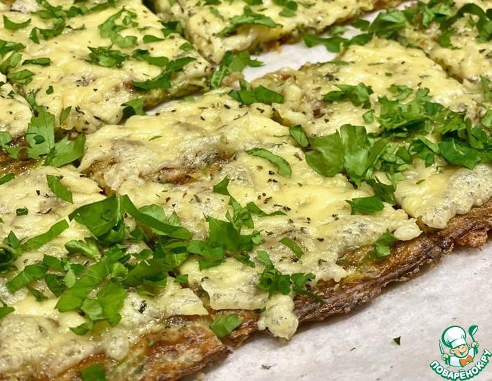 Рецепт: Кабачково-сырное чудо