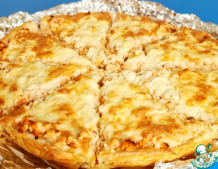 Рецепт: Сырная вкуснятина для ленивых