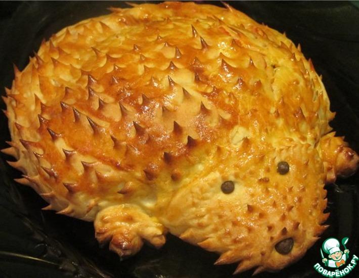 Рецепт: Пироги из дрожжевого теста