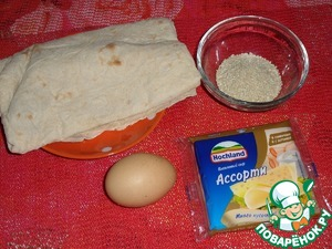 Трубочки из лаваша с яйцом и сыром - любимая закуска детей и взрослых!
