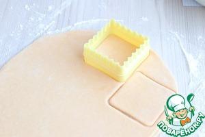 Сливочное печенье с творогом Масло сливочное
