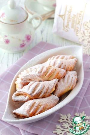 Сливочное печенье с творогом Разрыхлитель теста