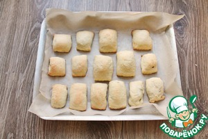 Печенье с курагой и черносливом Чернослив